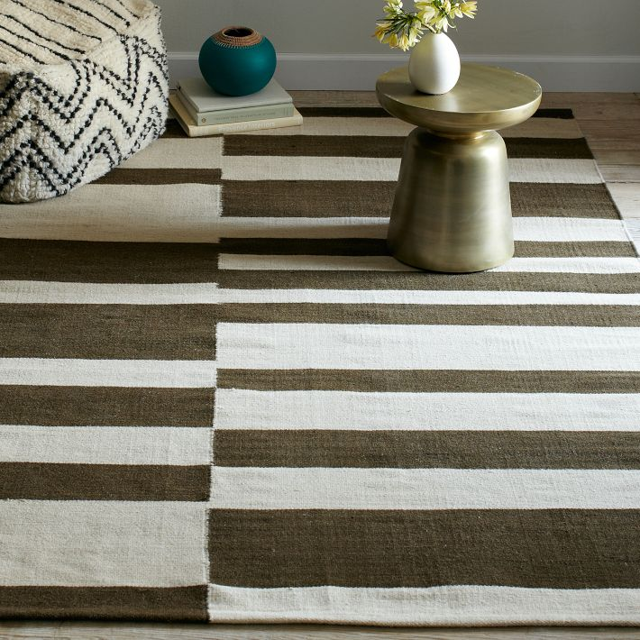 West Elm Kasbah Rug 5x8: Lunch & Latte: West Elm Rugs