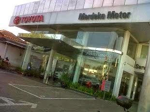Dealer Mobil Toyota Merdeka Motor Kiaracondong, Bandung