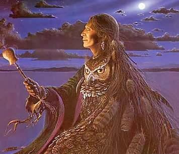 Ancestralidade Xaman
