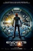 Ender's Game 2013 Poster