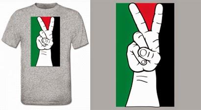 http://www.shirtcity.es/shop/solopiensoencamisetas/peace-palestine-flag-camiseta-7022