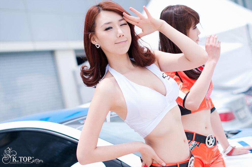 2Секс с корейской моделью