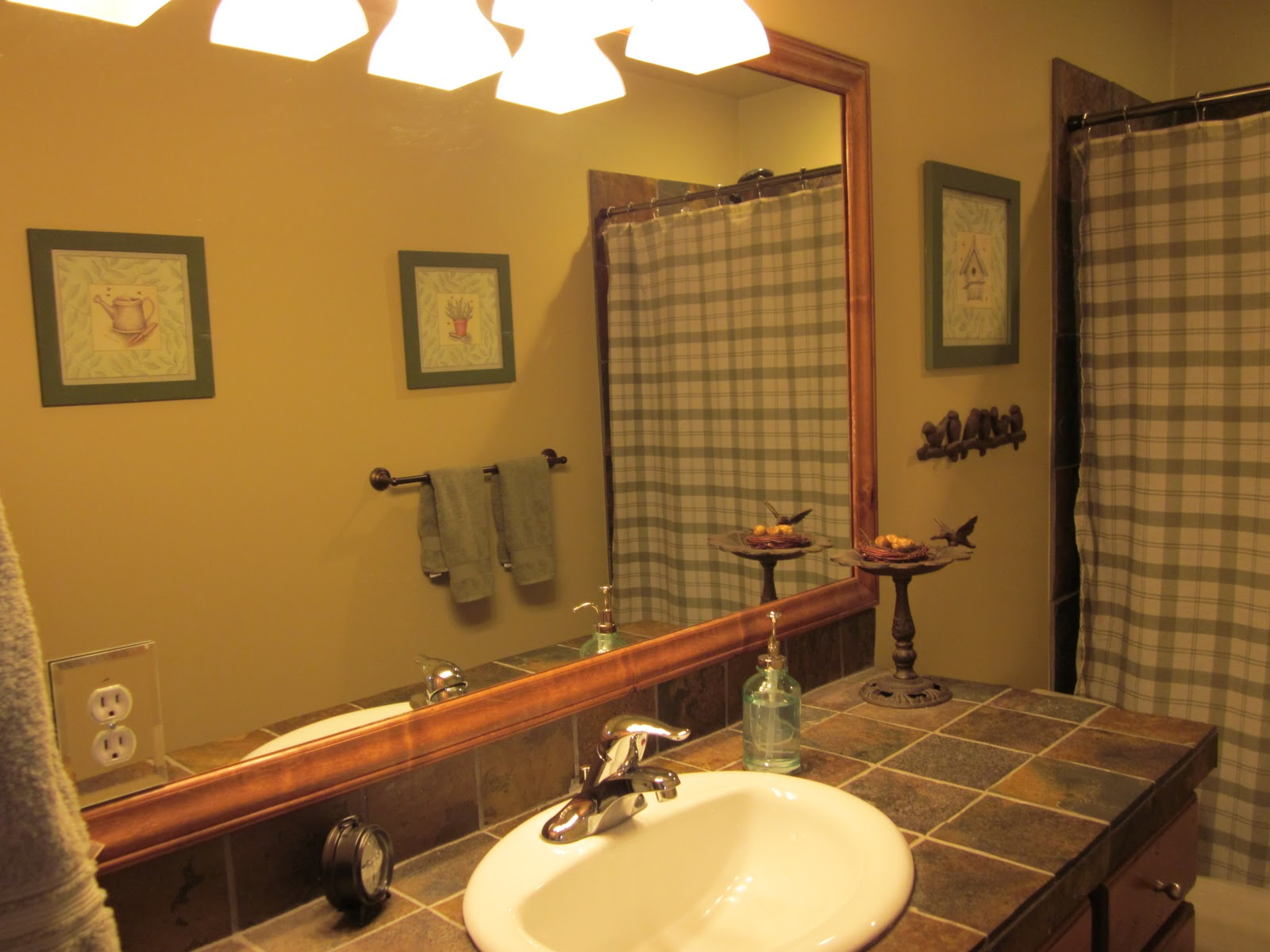 Fine Heated Tile Floor Bathroom Cost Thin Shabby Chic Bath Shelves Regular Bathtub Ceramic Paint Bathrooms And More Reviews Old Popular Color For Bathroom Walls YellowBest Hotel Room Bathrooms In Las Vegas Our Adventures In Home Improvement: Easy Update To Boring Bathroom ..