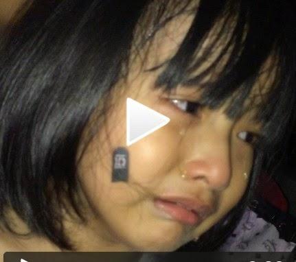 Punca anak Aaron Aziz menangis di konsert One Direction