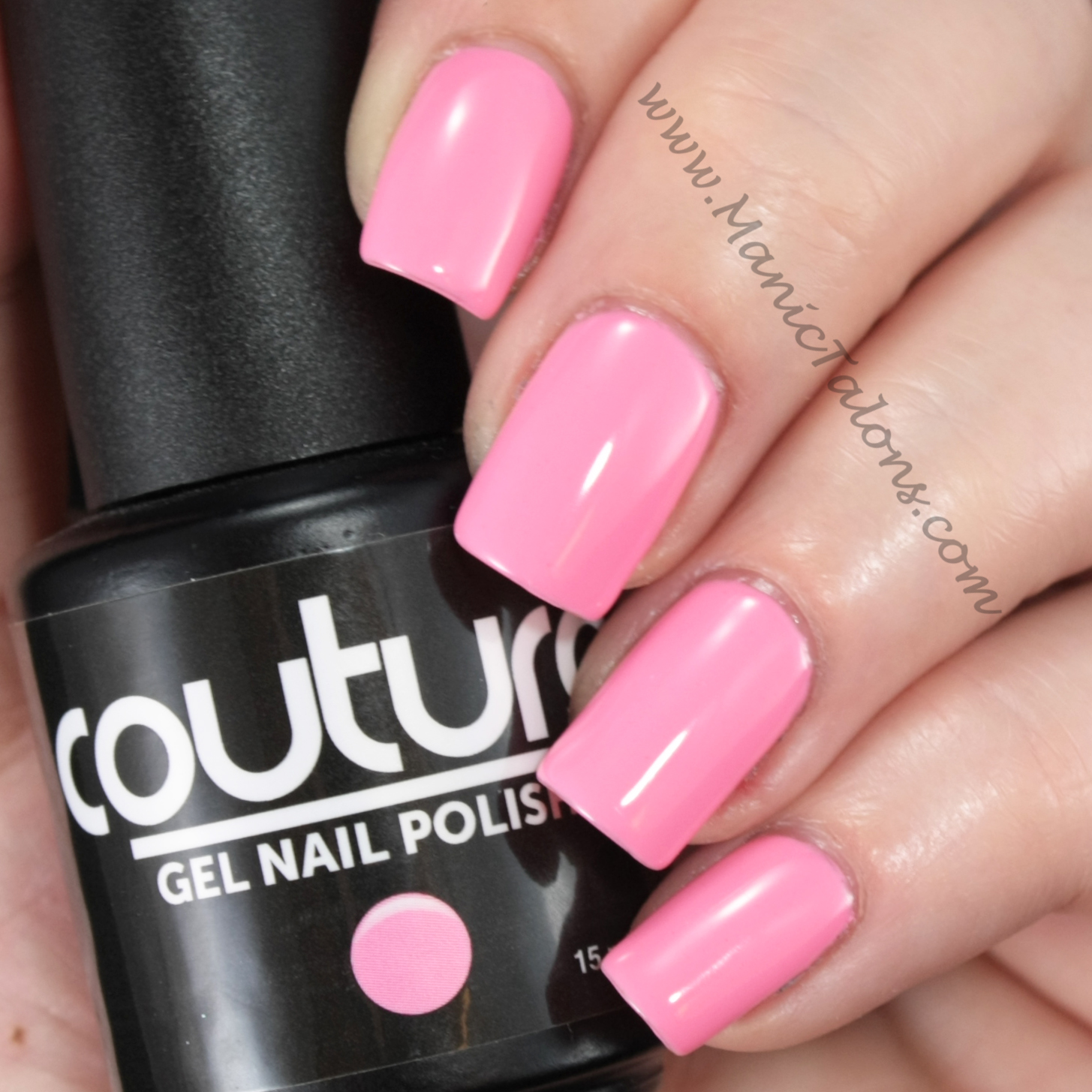 Couture Gel Nail Polish Off the Shoulder Swatch