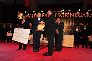Launching of HICoE : ARI Recognized as a HICoE at PICC on 1st April 2010