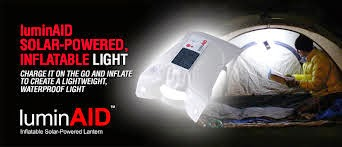Inflatable Floating Solar Light