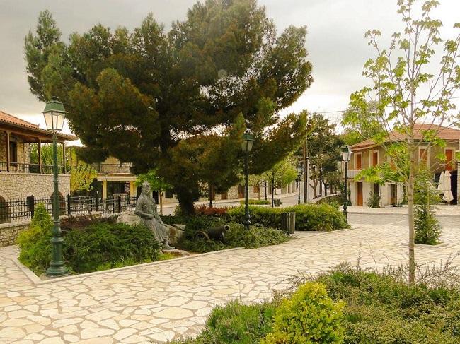 Ελληνικό Αρκαδίας - Το άγνωστο και πιο όμορφο παραδοσιακό χωριό της Ελλάδος