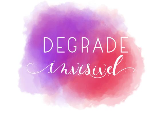 Degradê Invisível