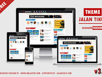 Download Template Jalan Tikus Blogger Template V3