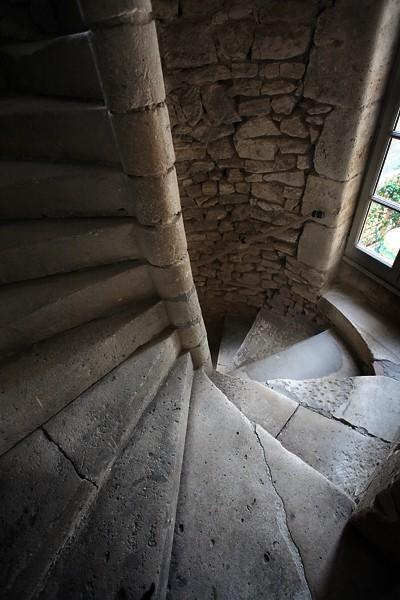 staircase Le Menau Suite La Charitie-sur-Loire