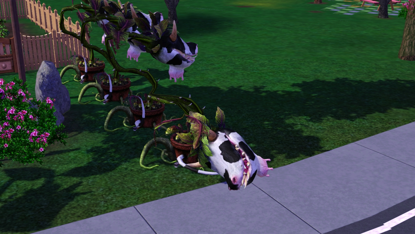 Sims 3 Cow Plant Free