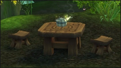 Ancient Pandaren Tea Pot