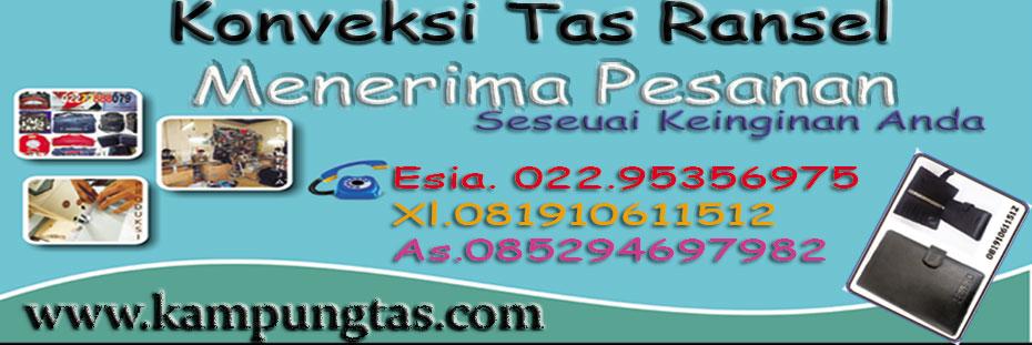 Ransel | Tas Ransel | 081910611512 | Tas Ransel Bandung | Tas Ransel Murah