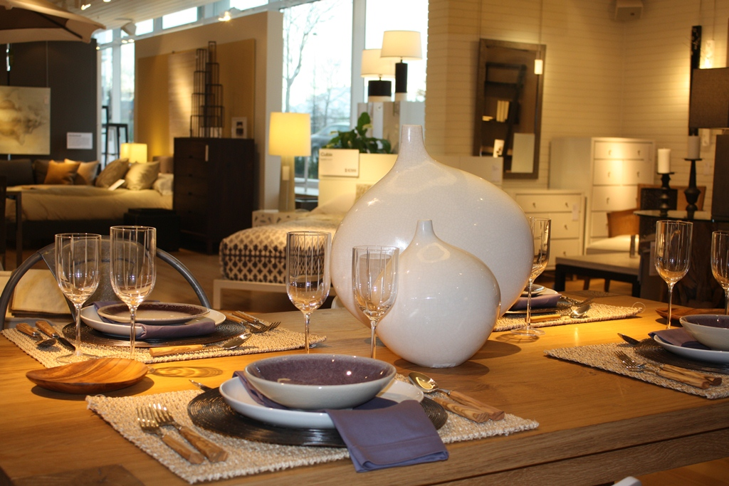 Design Social: Crate and Barrel Tweetup - Verdigris Vie