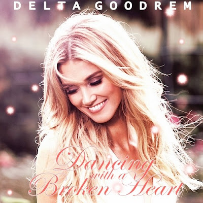 Delta Goodrem - Dancing With A Broken Heart Lyrics