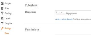 Blogspot custom domain 404 error FIX