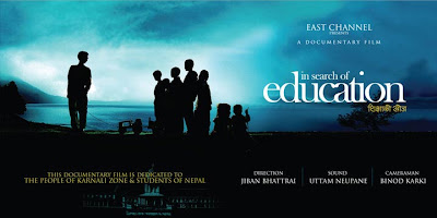 In Search Of Education Poster