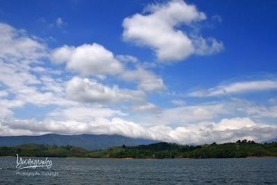Riam Kanan, lake, borneo, aranio