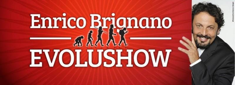 "ENRICO BRIGNANO IN ""EVOLUSHOW"" A TAORMINA"