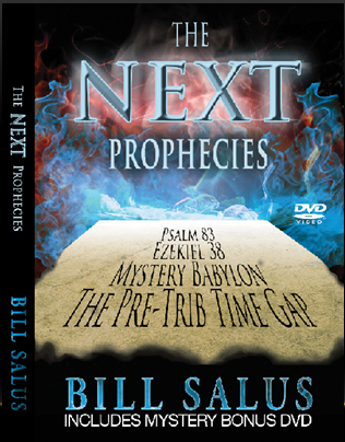 THE New NEXT PROPHECIES DVD has arrived. Buy the DVD and receive a FREE signed Psalm 83 Book