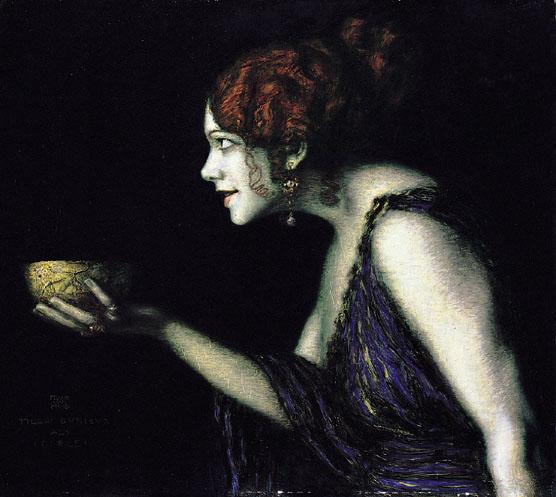 odysseus circe von stuck