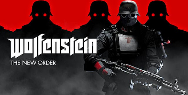 لعبة WOLFENSTEIN: THE NEW ORDER