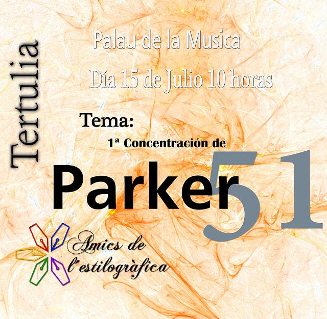 56 TERTULIA DÍA 15-7-2017- 1ª Concentración PARKER 51