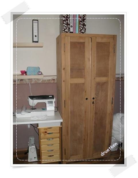 luni druetken wenn man sich erstmal f r die passenden stoffe entschieden hat. Black Bedroom Furniture Sets. Home Design Ideas