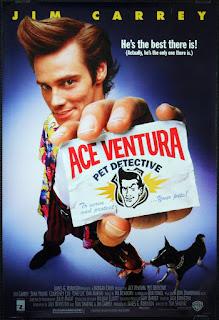 Ace Ventura: Un Detective Diferente Poster