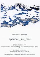 Richard Müller: Ruth Scheurer Einladung Hannover