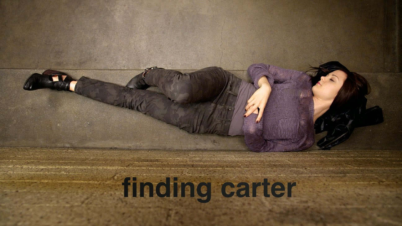 Finding Carter - Exclusive Interview with Kathryn Prescott