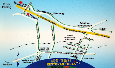 Restoran-Todak-Map-Johor-Bahru