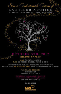 bachelor auction, charitable events, charity benefit, breast cancer fundraisers, Hilton Naples Hotel,
