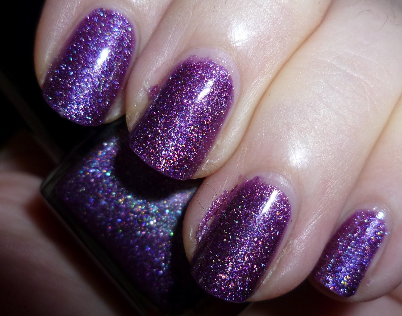 dark purple sparkler glitter - photo #33