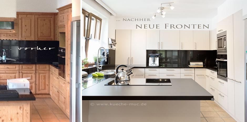 Küche Neue Fronten | dockarm.com