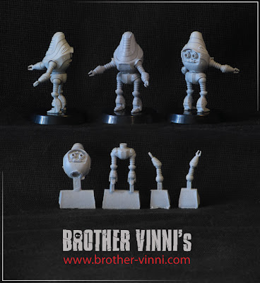 28mm robot de Brother Vinni's