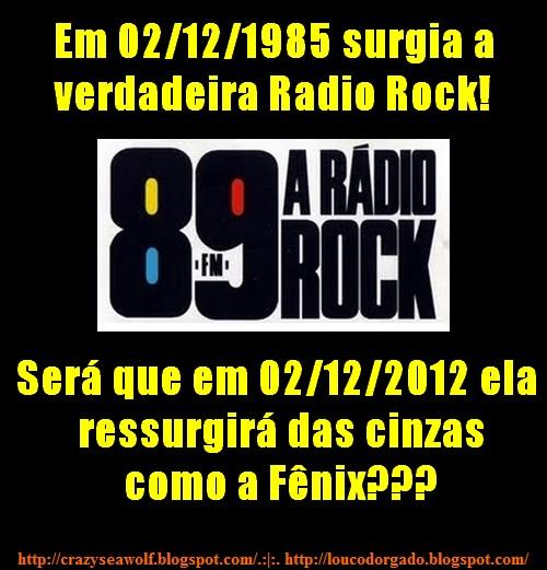 radio rock 89FM