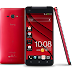 HTC J Butterfly, Android Beautiful with 5 Inch Full HD Screen and Quad Core Processors
