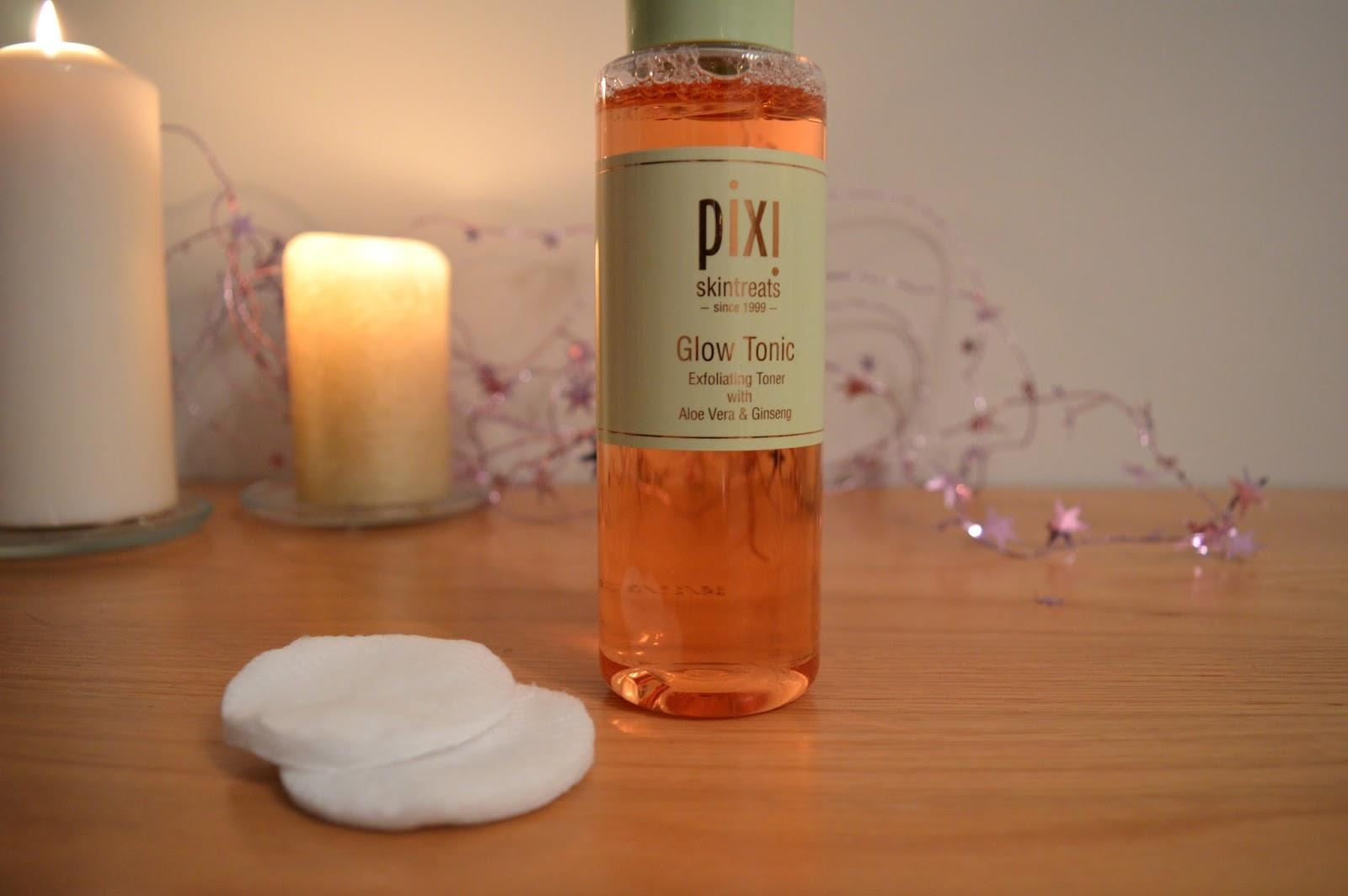 Pixi Glow Tonic Exfoliating Toner Review