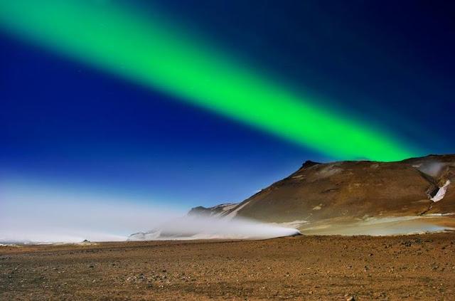 Bernhard Kristinn aurora