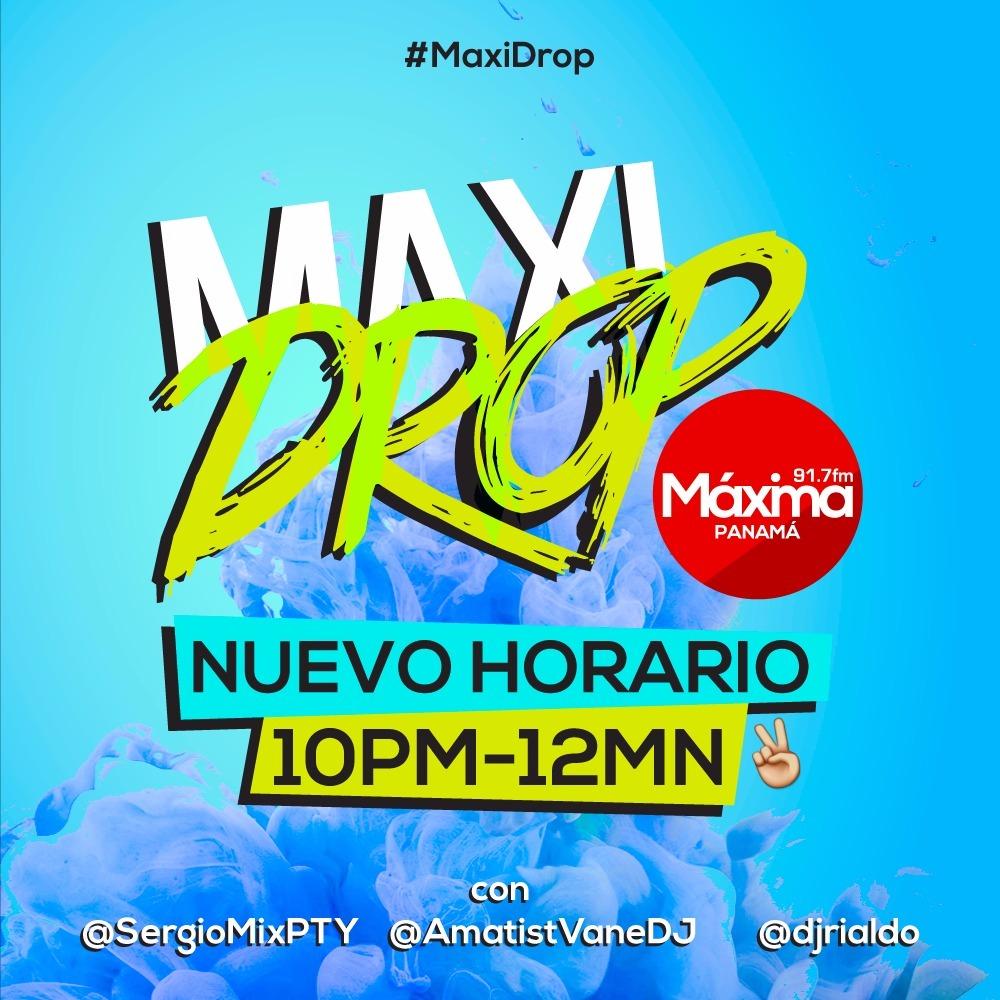 Maxidrop Radio Show