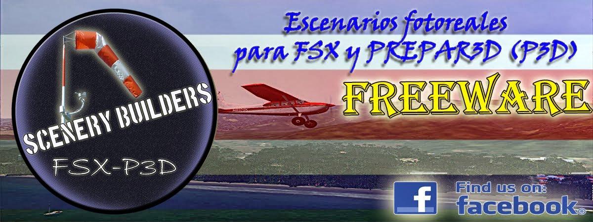 ESCENARIOS FOTOREALES para FSX