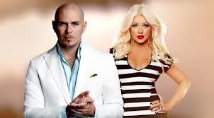 Pitbull e Christina Aguilera fazem parceria em Feel This Moment