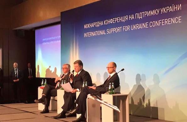 Gli investitori infelici di imitazione delle riforme in Ucraina