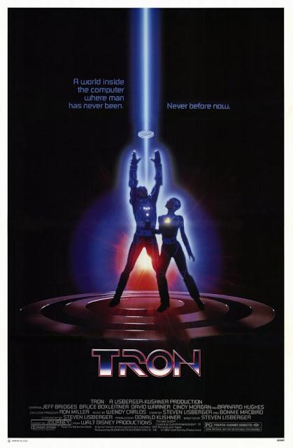 Telona - Filmes rmvb pra baixar grátis - TRON - Uma Odisséia Eletrônica 1982 DVDRip RMVB Dublado