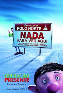 Filme Poster Operação Presente DVDSCR XviD & RMVB Dublado