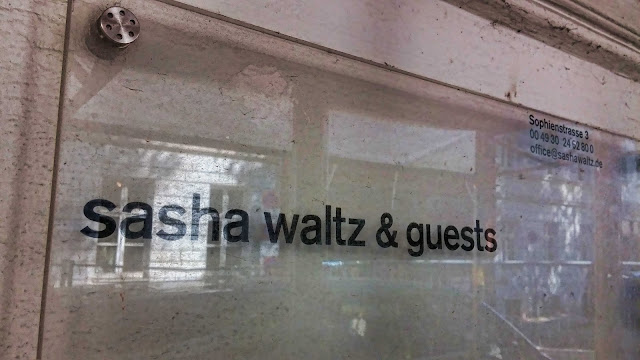 Baustelle, sasha waltz & guests GmbH Tanz Compagnie, Sophienstraße 3, 10178 Berlin, 28.04.2014