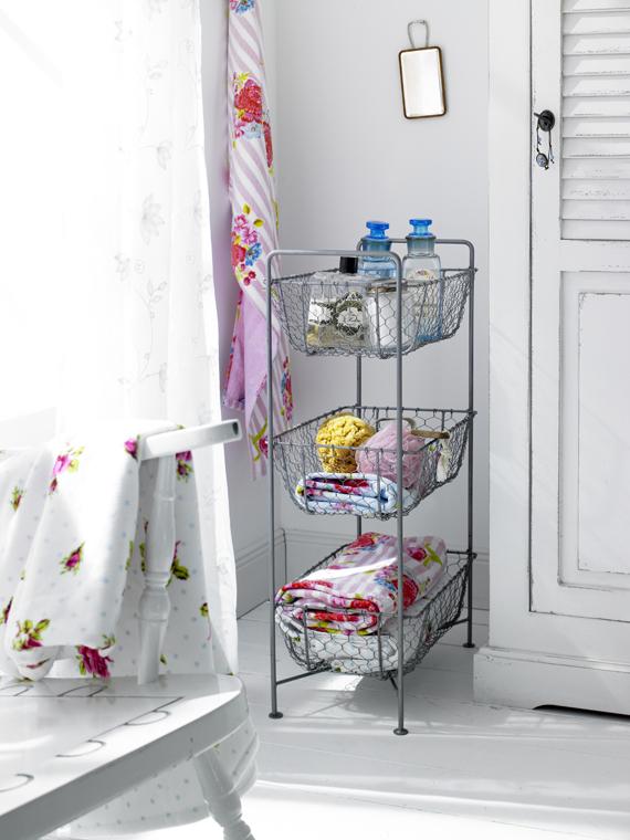 Minha casa meu ambiente ideias para decorar e organizar - Decoracion para banos pequenos ...