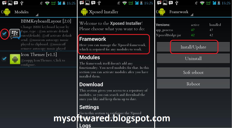 Cara Menambah/Mengaktifkan Tombol Enter di BBM Android v2.0